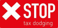 stop tax dodging