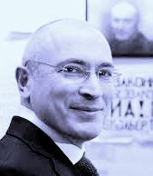 "Khodorkovsky: ""People around Putin have plundered the Russian budget."""