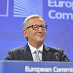 EC President Jean-Claude Juncker Holds Press Conference