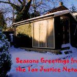 Season's Greetings from TJN