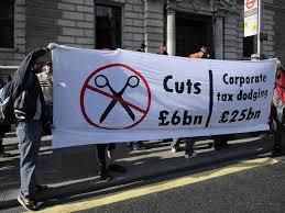 Tax dodging