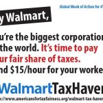 Hey Walmart, it's time to pay your taxes