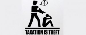 tax is theft