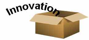 Watch innovation disappear into that box