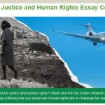 2016 Tax Justice and Human Rights Essay Competition