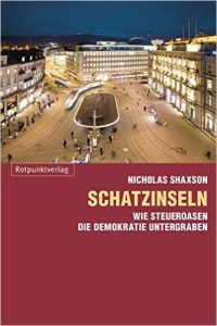 Paradeplatz, as advertised on a TJN-related book