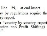 UK moves forward on Country by Country reporting