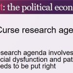 The Finance Curse research agenda: what we learned